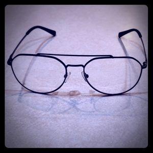 Armani exchange eyeglasses men metal frame